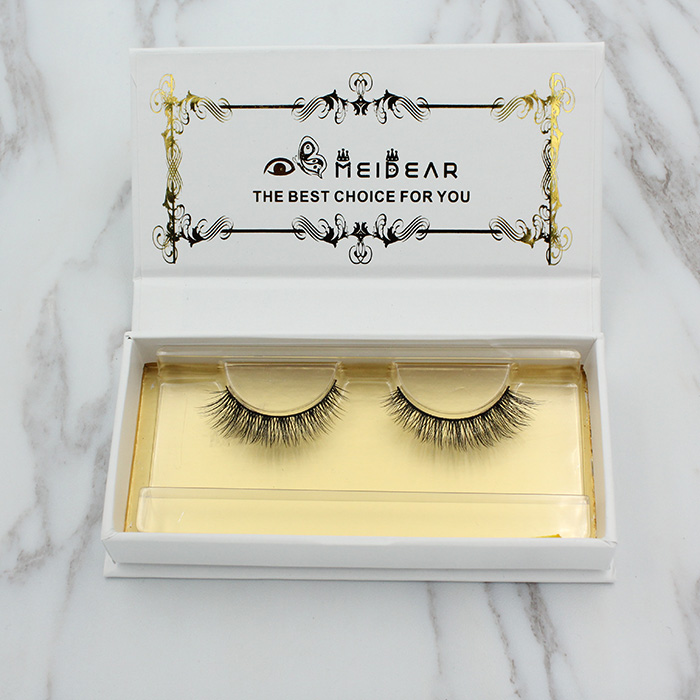 Fashion 3D silk eyelashes