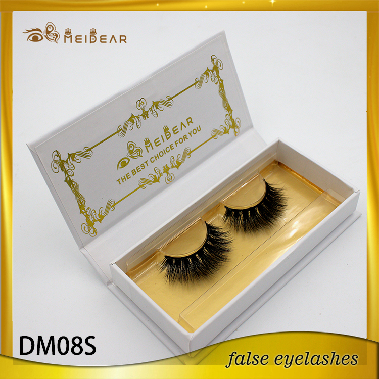 Hot sale volume soft 3d mink lashes 3d lashes