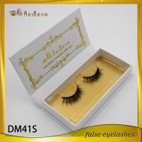 Custom charming 3d strip mink fur lashse