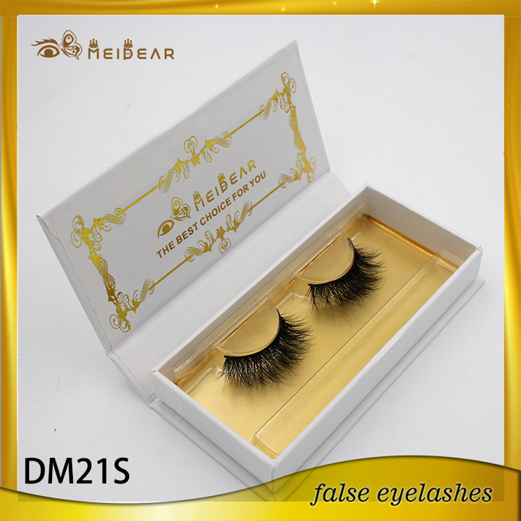 Most charming volume mink lashes 3d
