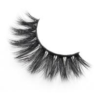 Lashes supplier wholesale private label 3D faux mink eyelash with own brand packaging