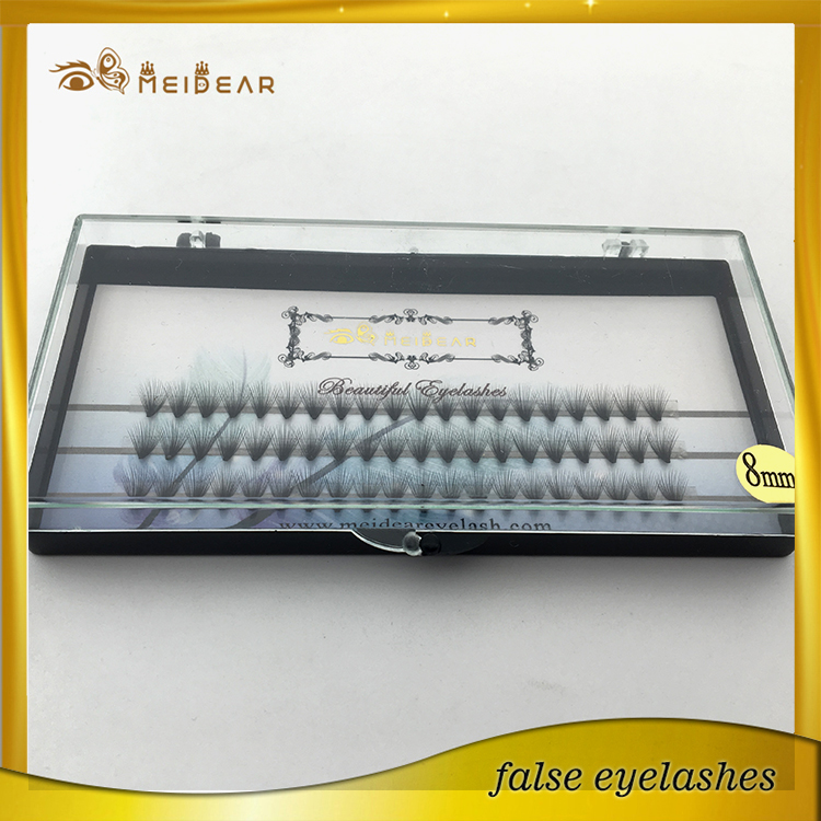 Volume fan eyelash extension own brand eyelashes private label