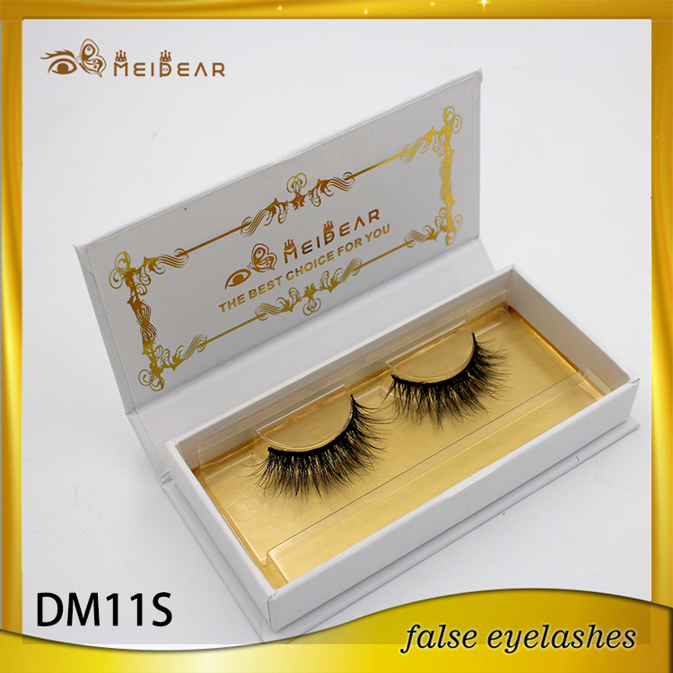 New design 3d eyelashes mink lashes