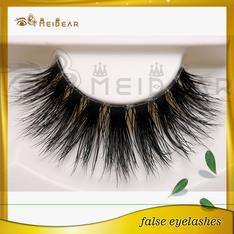 225984bbea6 Factory supply private label mink strip false eyelash,China ...