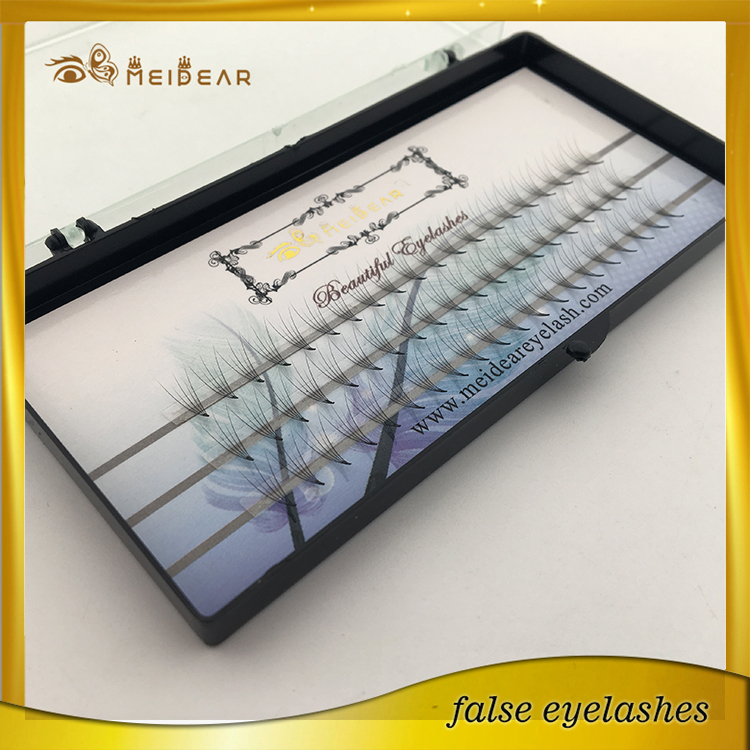 Wholesale price offer most popular pre-fanned volume eyelashes Vietnam
