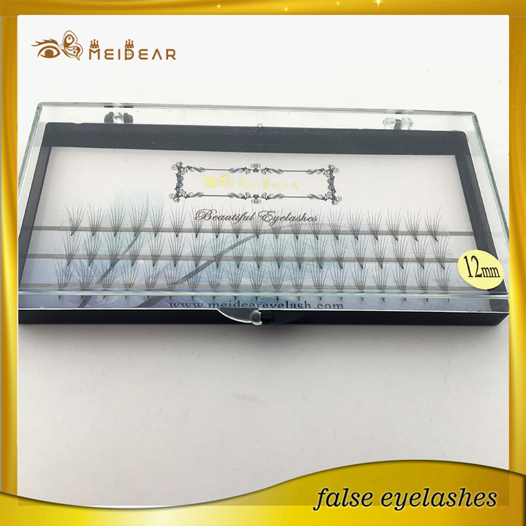 Low price high quality pre-fanned volume lashes extensions in China