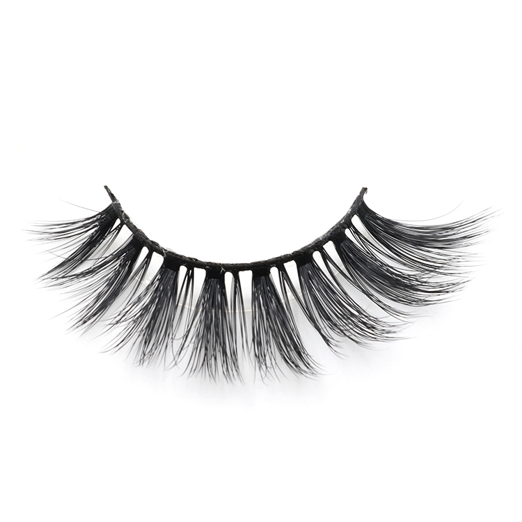 Best selling 3D vegan faux mink false eyelashes with wholesale price