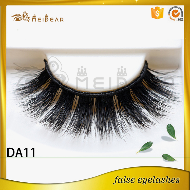 Best supplier offer best quality 3d mink lash with magnetic box