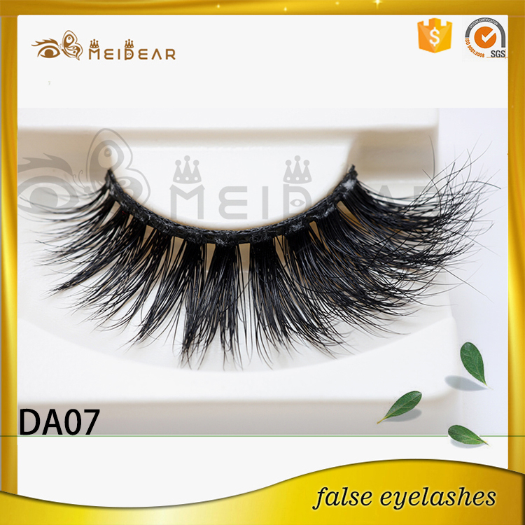 Cruelty free factory supply 3d mink lash with high quality