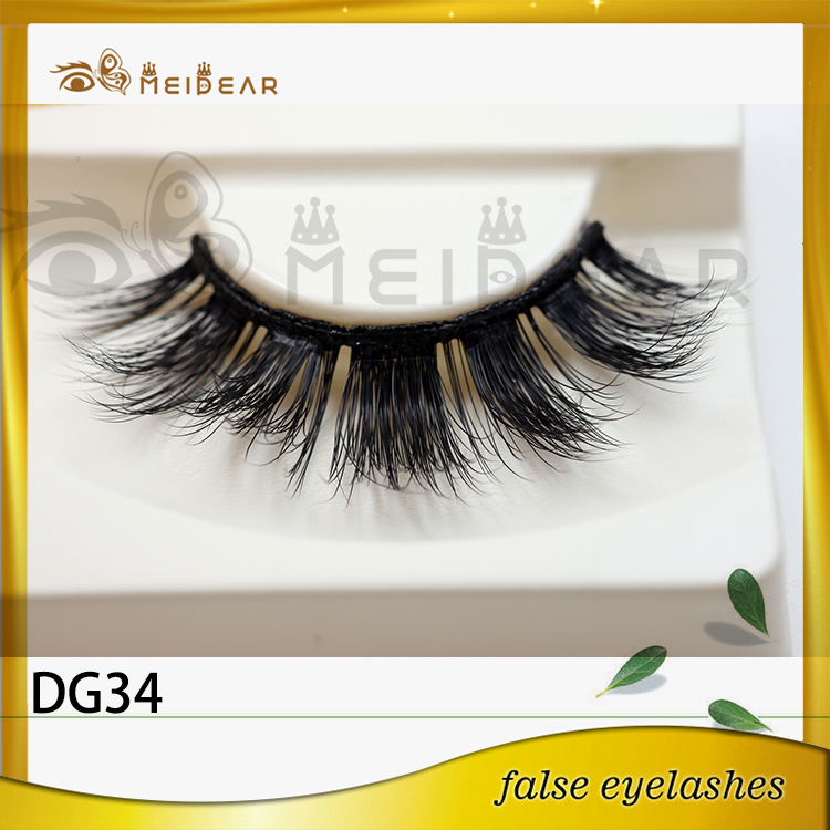 New style factory wholesale OEM private label 3d faux mink lashes