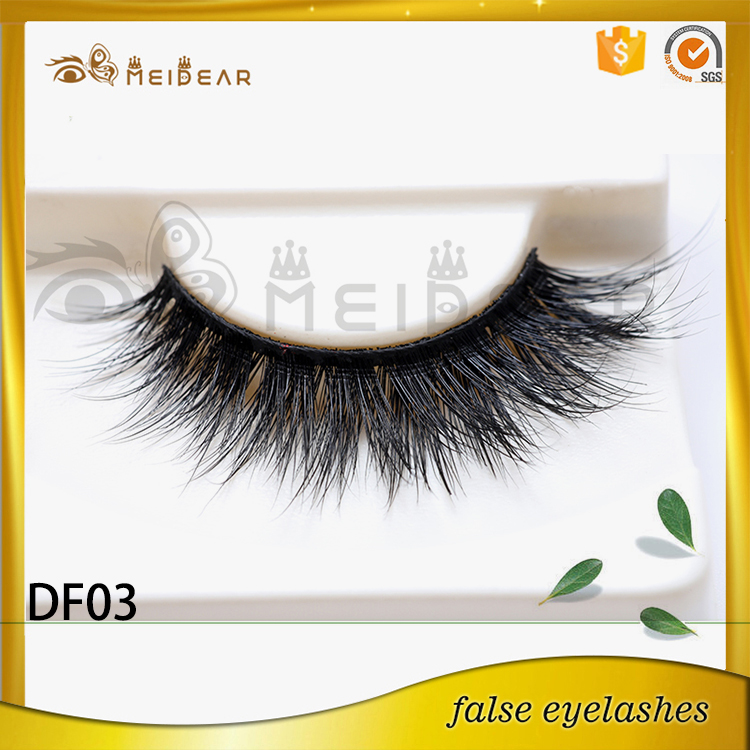 Distributor supply mink false eyelash from factory in china