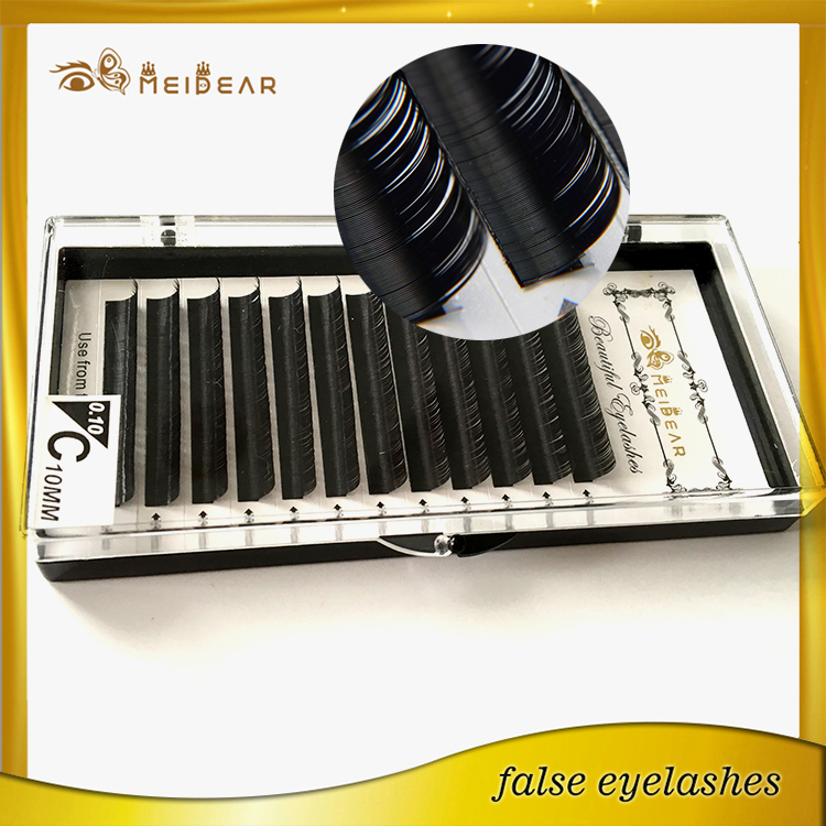 Eyelash extension mink material OEM package