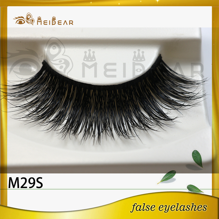 Factory supply the most natural mink eyelashes