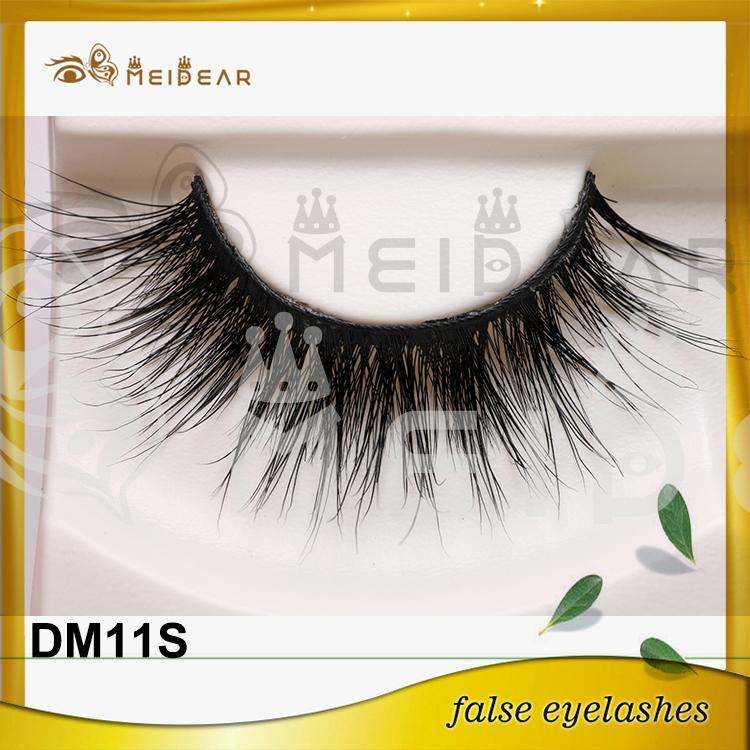 Factory wholesale OEM private label 3D mink eyelashes