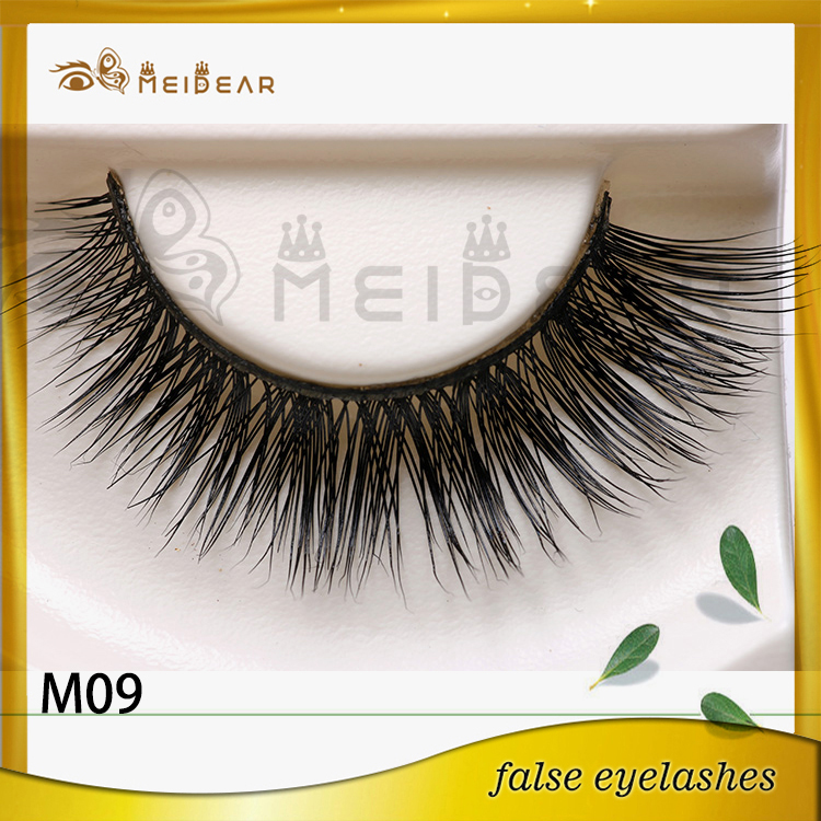 Factory wholesale mink eyelashes with best price