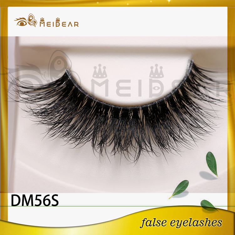 Factory wholesale mink lashes with customize box