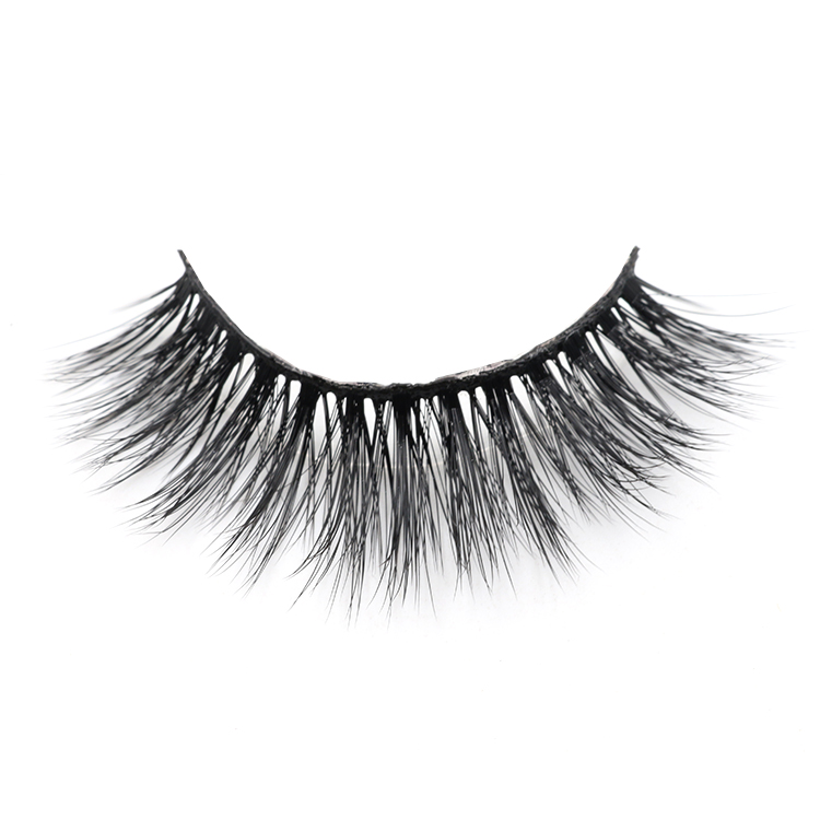 False lashes distributors wholesale own brand synthetic eyelash with private label packaging box