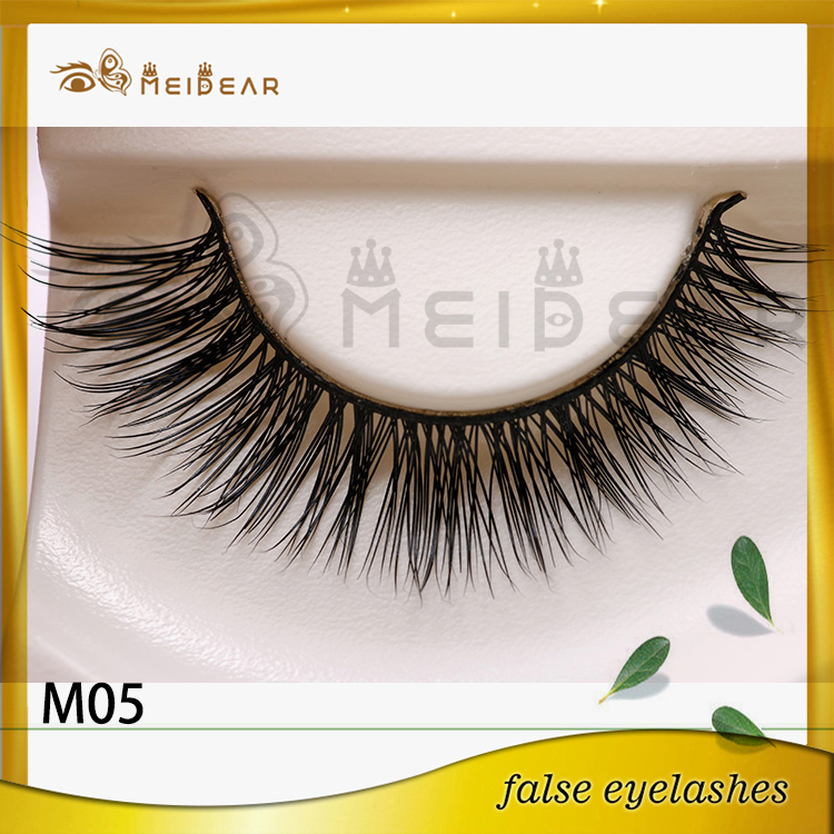 Flare lashes manufacturer in China mink eyelash