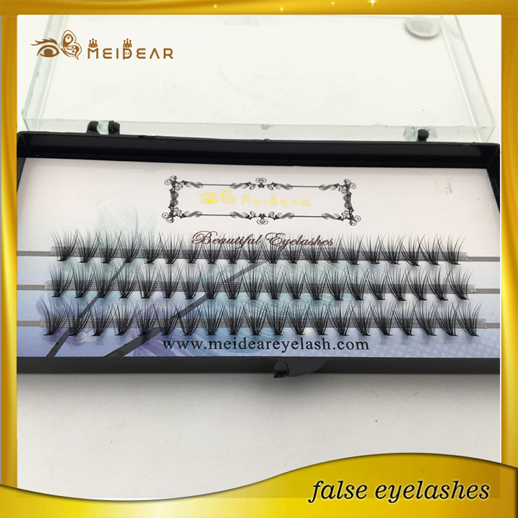 Hand made high quality cheap volume lash extenson made in China