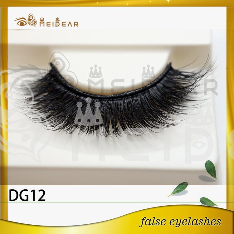 Hot sale most blink 3d faux mink lashes in custom package