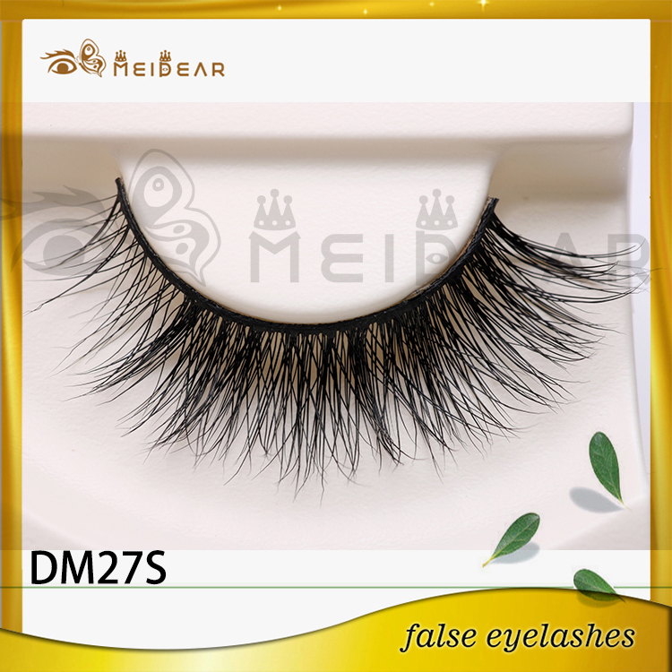 Hot sale most blink 3d mink lashes in custom package