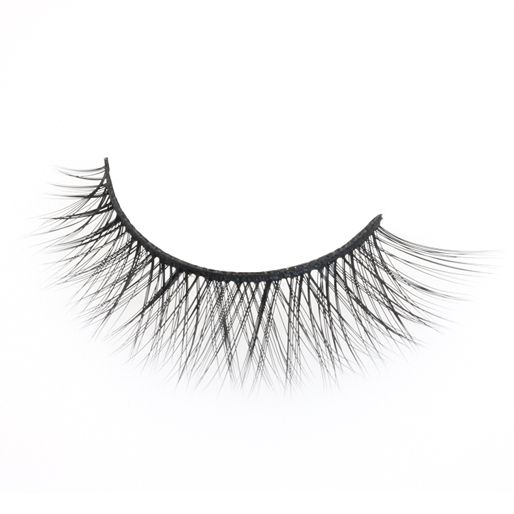 Eyelash manufacturer wholesale private label 3D faux mink false eyelash