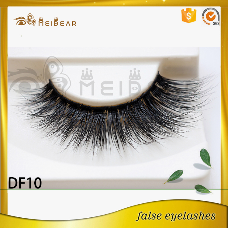 Magic mink lashes 3d mink lash producer  supply with package logo design