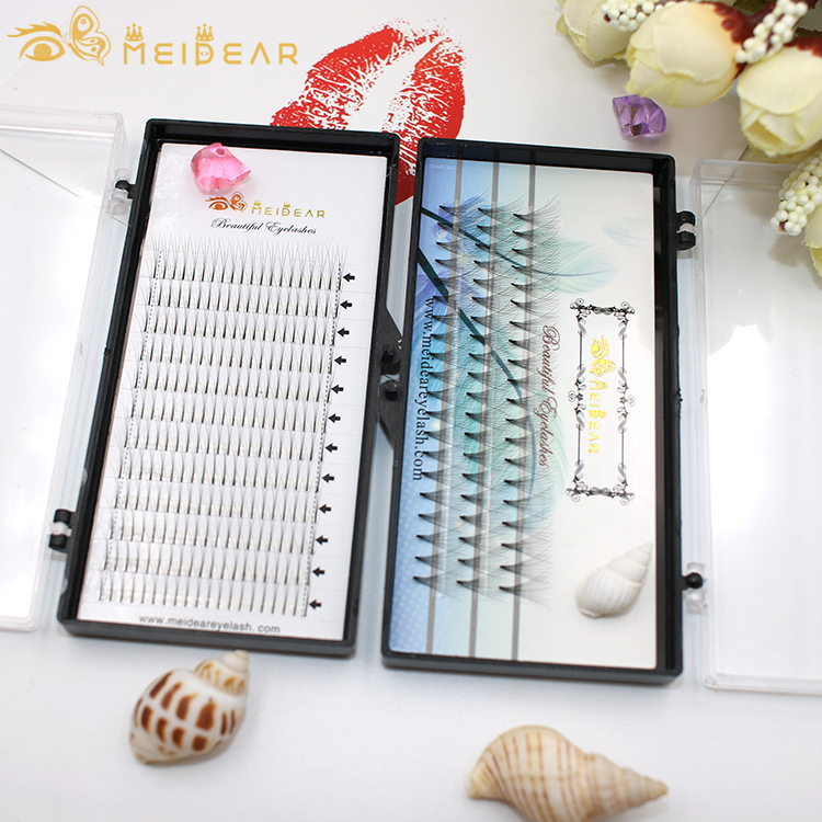 Manufacture supply volume eyelash extension thickness 0.05 0.07 0.10 0.15mm with private label