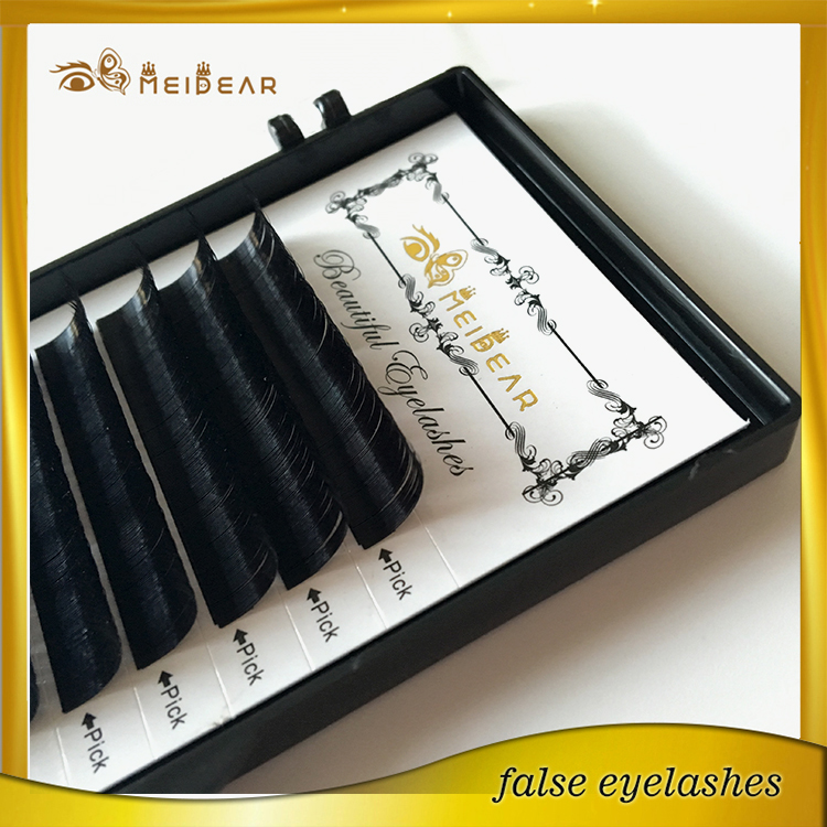 Manufacturer supply korea quality macy mink eyelash extension