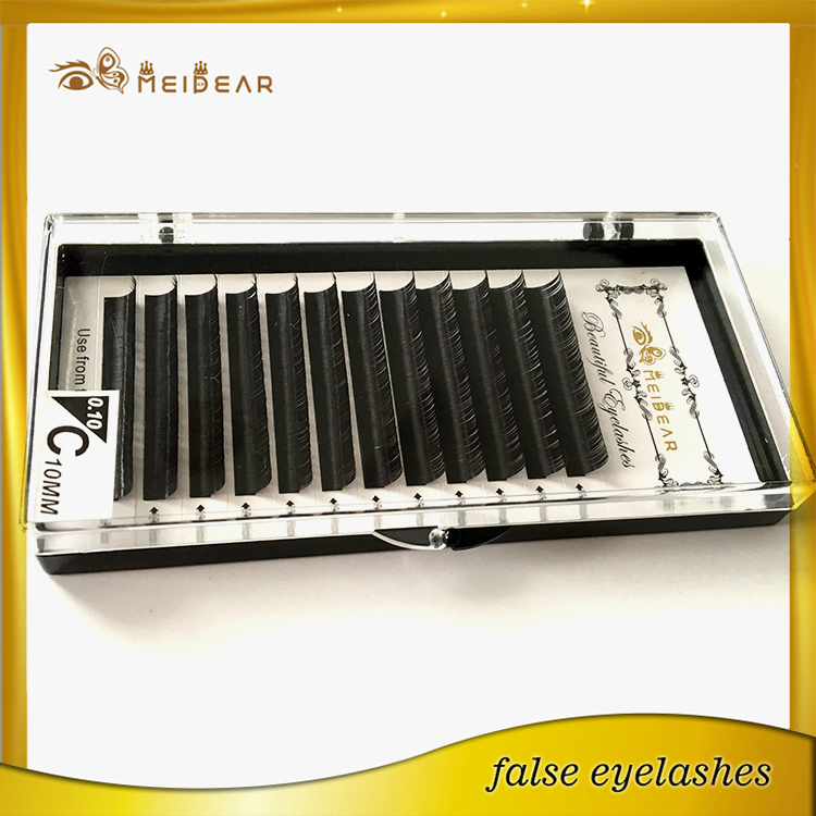 Mink individual lashes extension soft with wholesale price Malaysia