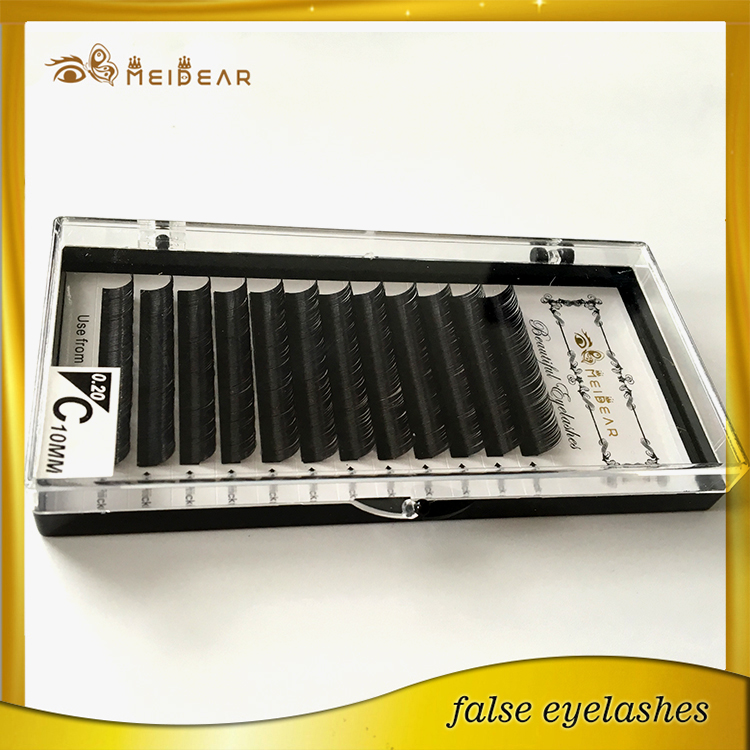 New arrival private label real mink lashes extension custom box