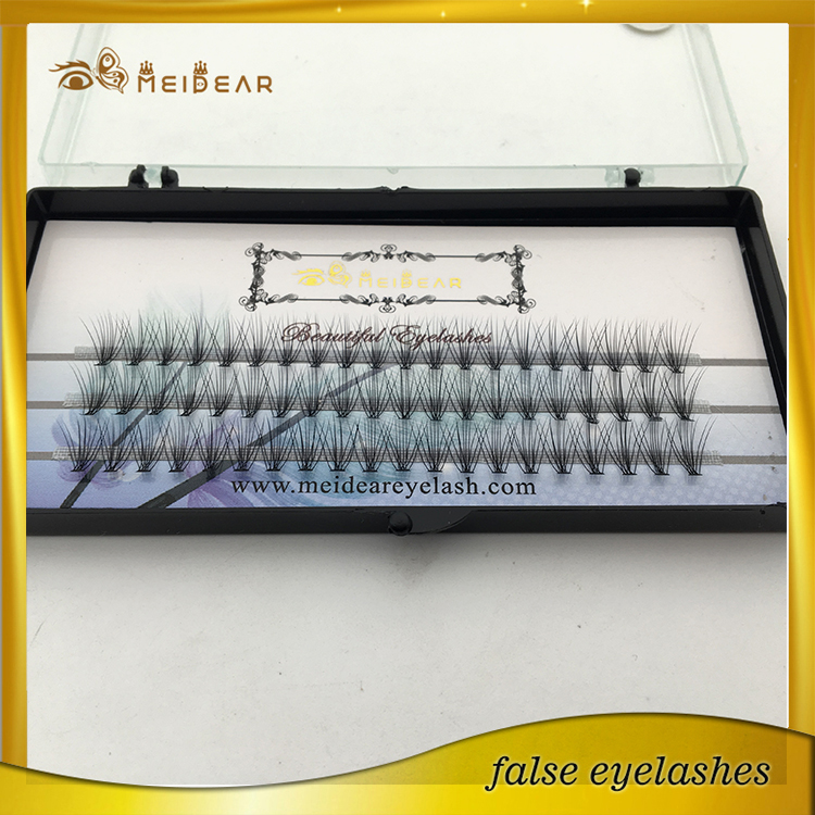 New arrive custom packaging high quality volume fan eyelash extensions for sale