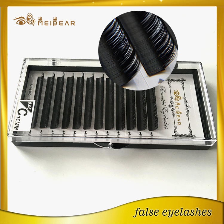 Factory supply best eyelash extensions