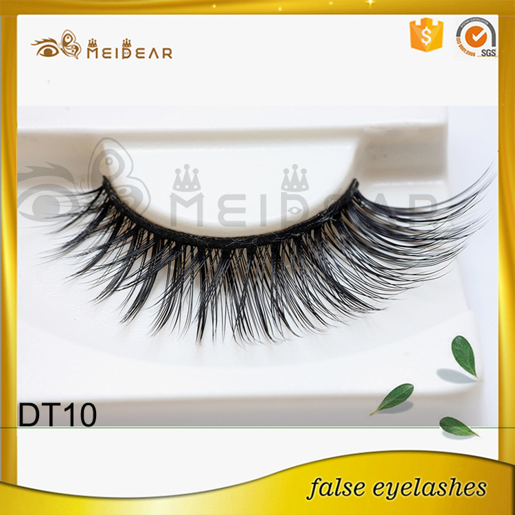 OEM  service customized packaging with logo design for 3d faux mink eyelash