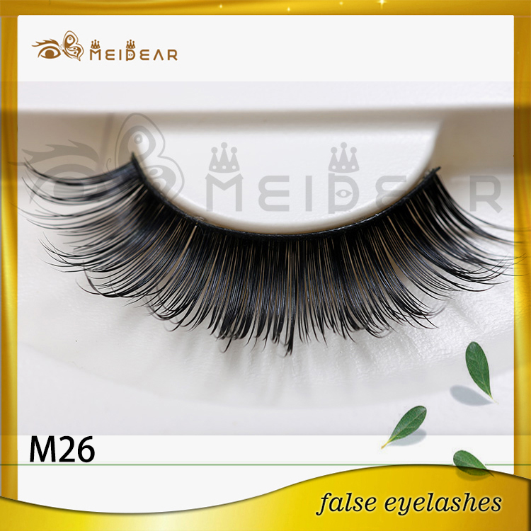 OEM service private label charming mink eyelash