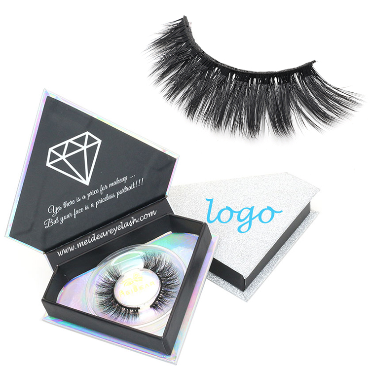 a90590f7ed8 Vegan friend synthetic false eyelashes suppliers China wholesale private  label 3d silk lashes