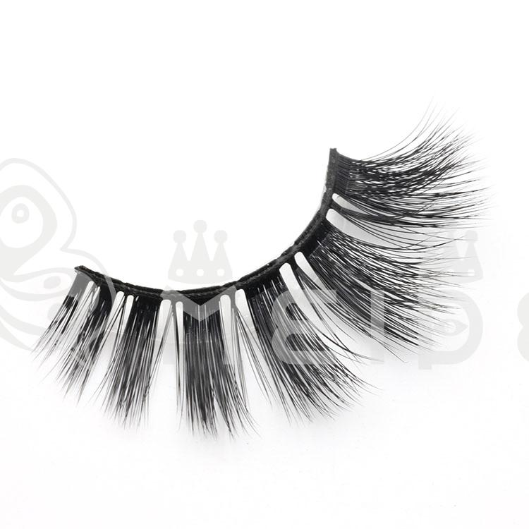 Wholesale 3D faux mink eyelash with own brand lashes packaging box to UK