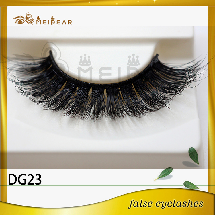 Wholesale charming and lovely 3d faux mink lashes