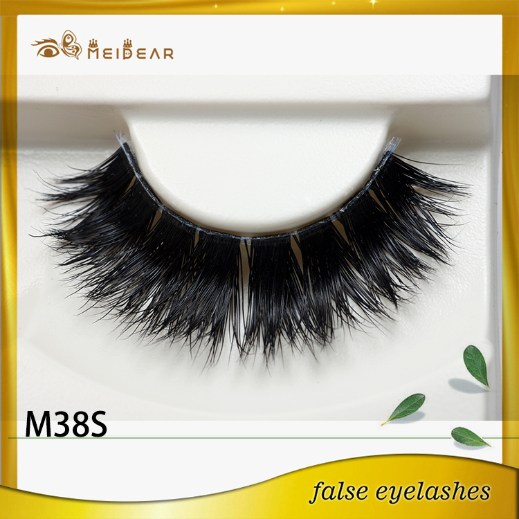 Wholesale charming and lovely super quality mink lashes