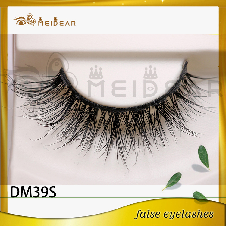 Wholesale custom eyelashes packaging premium mink lashes