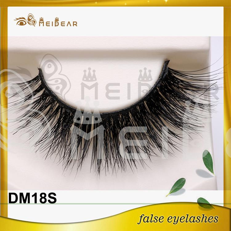 Wholesale custom eyelash packaging mink eyelashes