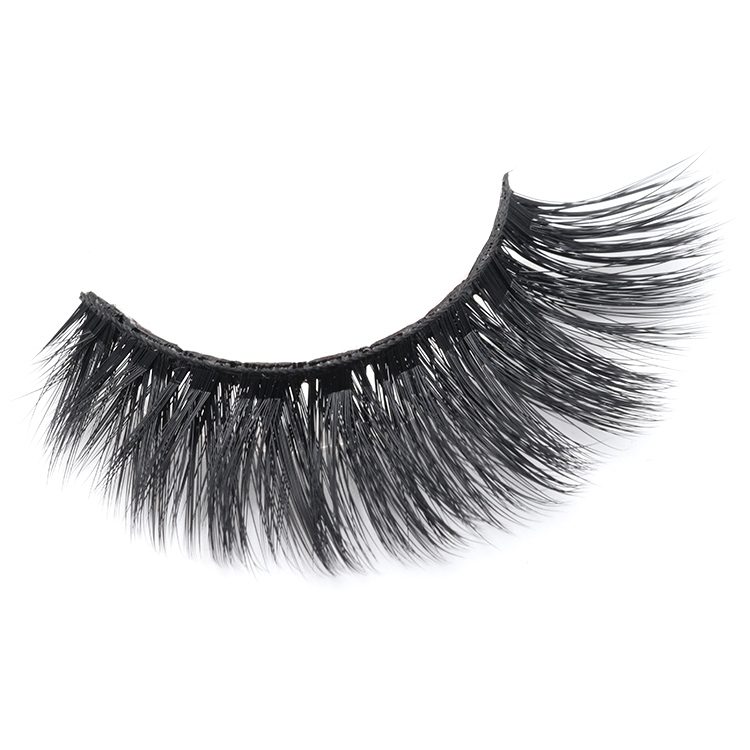 Distributor wholesale 3D faux mink eyelash with custom lashes packaging box