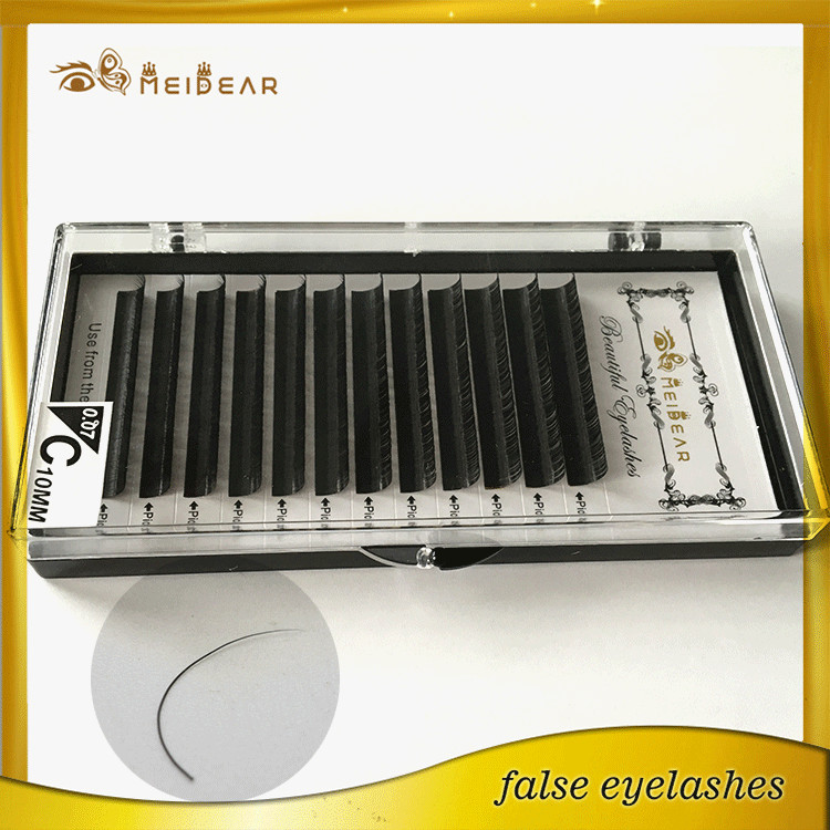 The best mink eyelashes extension supplier in China