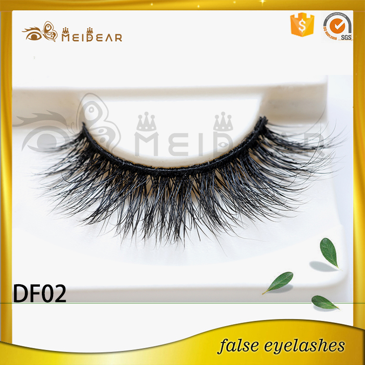 Custom box high quality mink eyelash 3d mink eyelash with cheap price