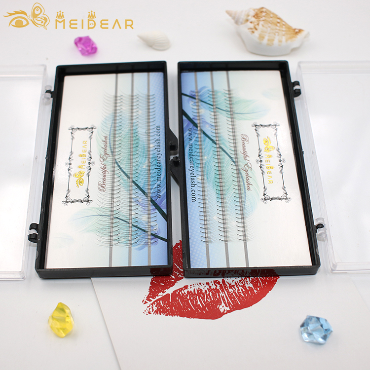 Supplier provide top quality premade fans volume eyelash extension from china