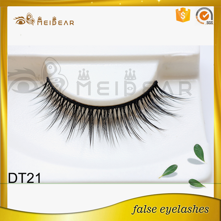 Top quality and cheap price faux mink eyelah with wholesale price supply  in USA