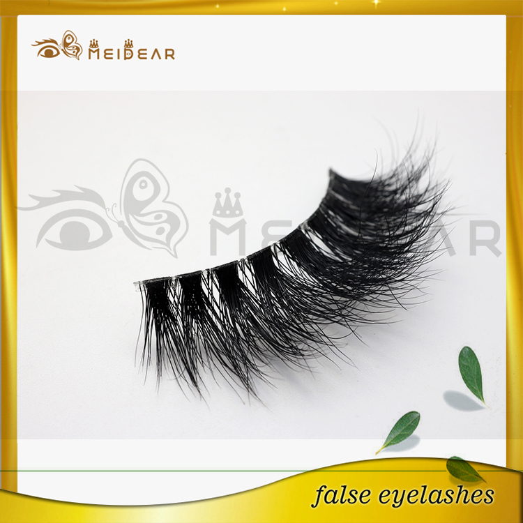 d2460b900ae Siberian glamorous 3D mink lashes with custom package,China ...