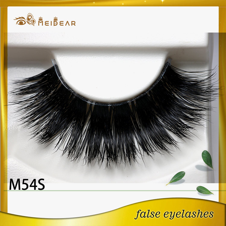 Wholesale private label luxury mink  lash with package design