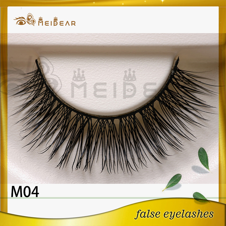 Best selling factory private label mink eyelashes