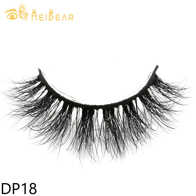 Lash suppliers wholesale private label 3d mink fur strip lashes with private label